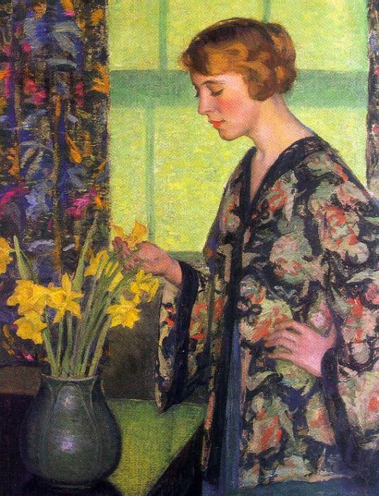 Kaula, Lee Lufkin (American, 1865-1957). American artists