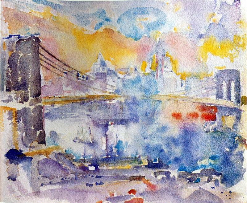 Marin, John (American, 1870-1953) 1. American artists