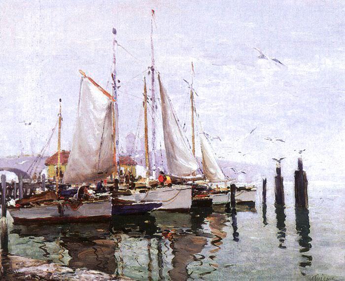 Thieme, Anthony (American, 1888-1954). American artists