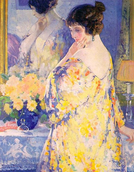 Деш, Фрэнк (1873-1934). Американские художники