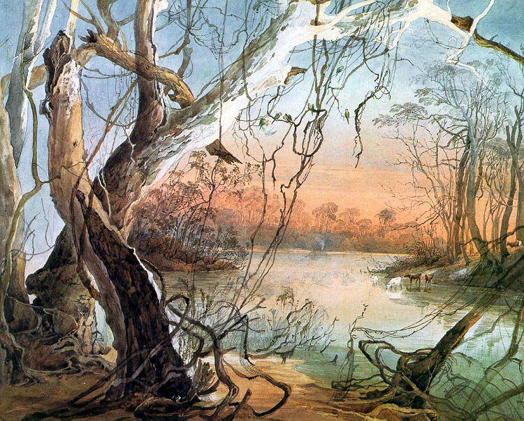 Бодмер, Карл (швейцарец, работал преимущественно в Америке, 1809-1893). Американские художники