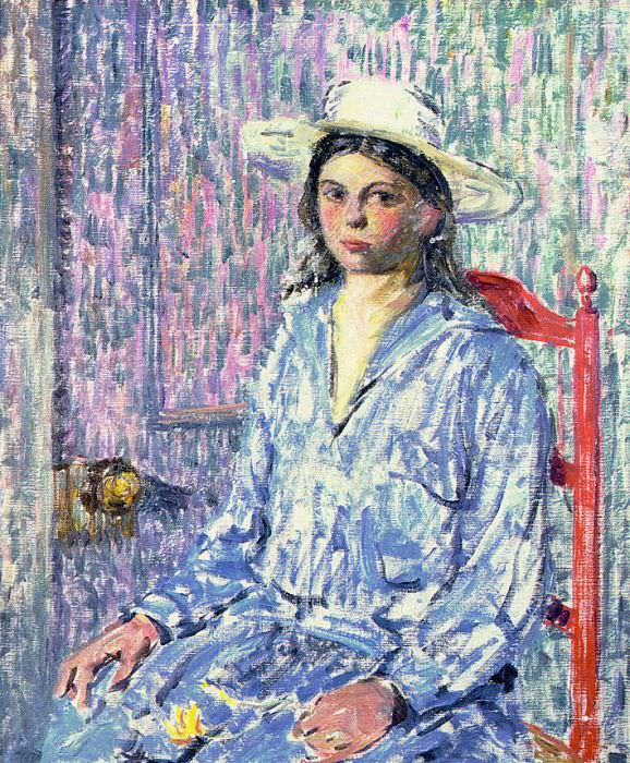 Ebert, Charles (American, 1873-1959) 2. American artists