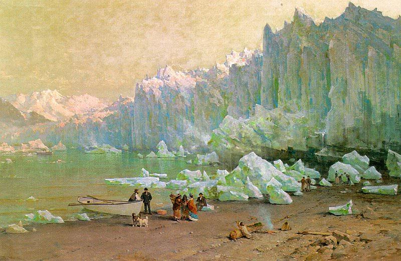 Hill, Thomas (American, 1829-1908). American artists