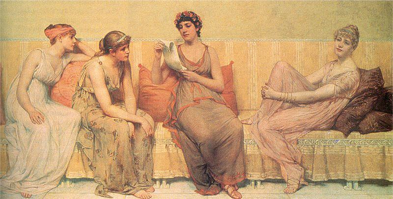 Millet, Francis David (American, 1846-1912) 1. American artists