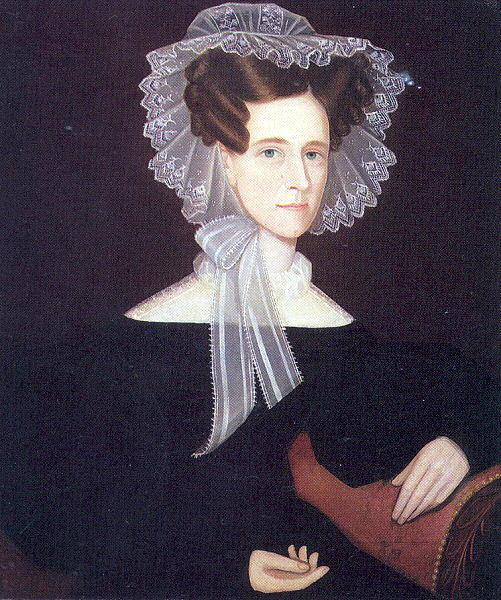 Phillips, Ammi (American, 1788-1865) 1. American artists