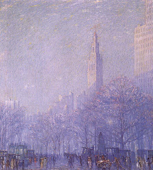 Voll, F. Usher De (American, 1873-1941). American artists
