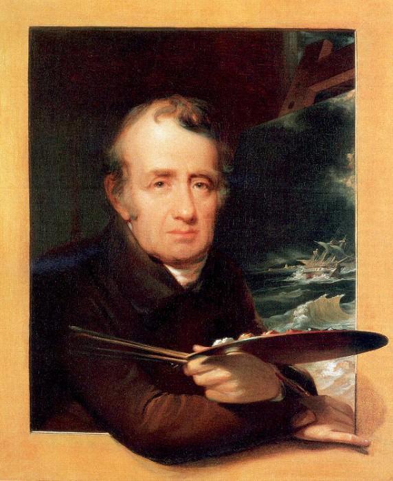 Neagle, John (American, 1796-1865) 1. American artists