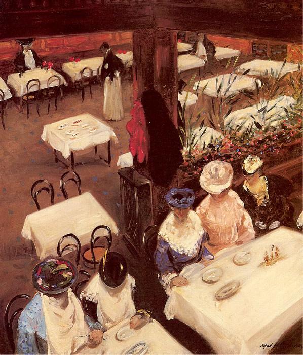 Maurer, Alfred Henry (American, 1868-1932) 1. American artists