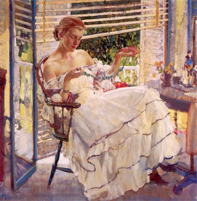 Miller, Richard Emil (American, 1875-1943). American artists