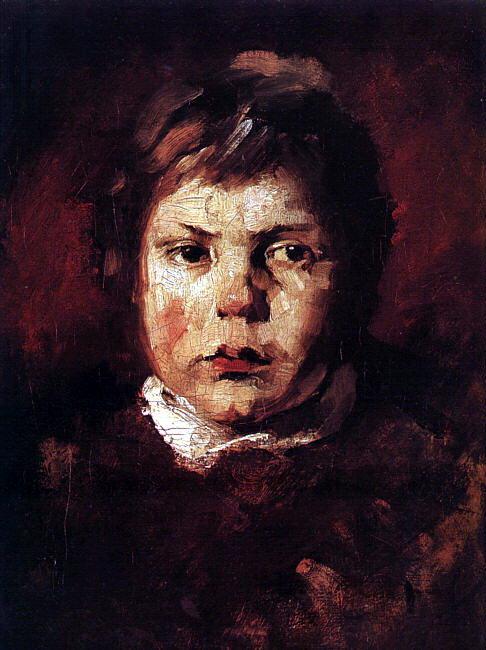 Duveneck, Frank (American, 1848-1919). American artists