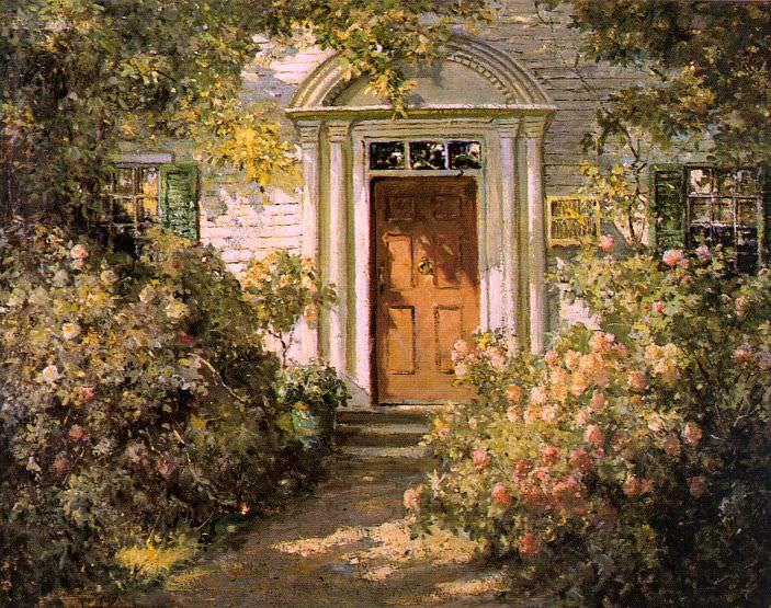 Graves, Abbott Fuller (American, 1859-1936) 2. American artists