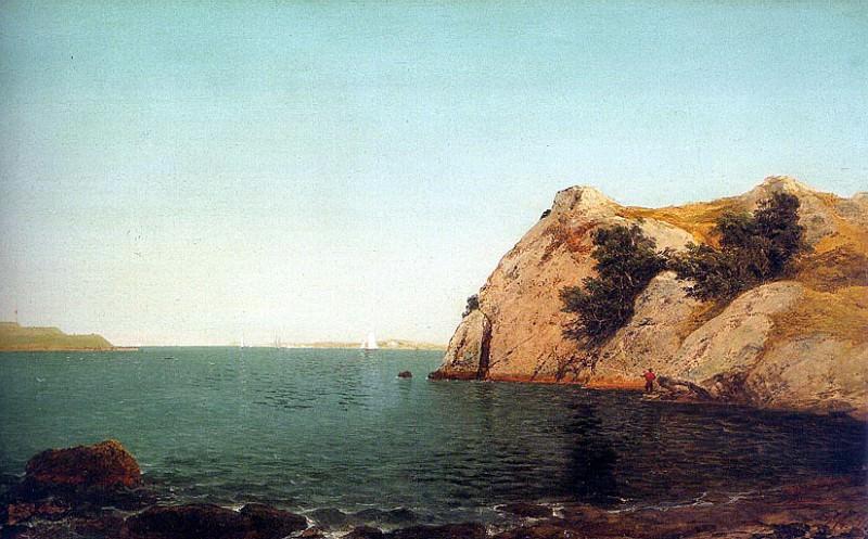 Kensett, John (American, 1816-1872) 2. American artists