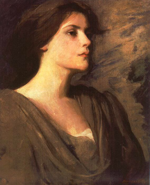 Volk, Douglas (American, 1856-1935). American artists