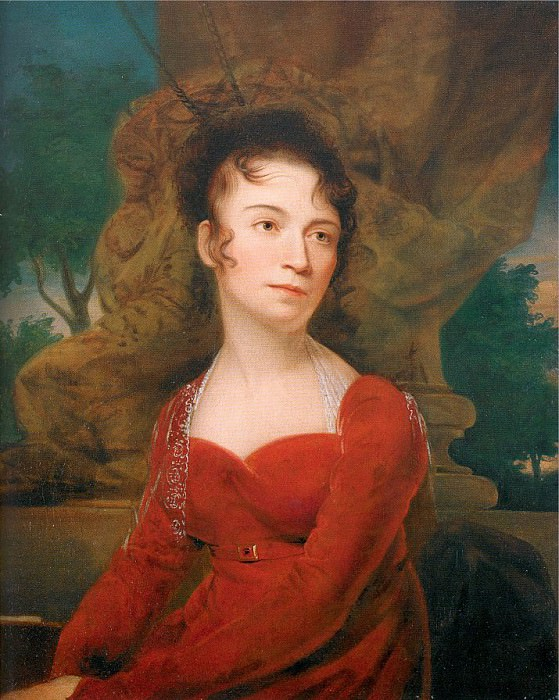 Peale, Rembrandt (American, 1778-1860) 5. American artists
