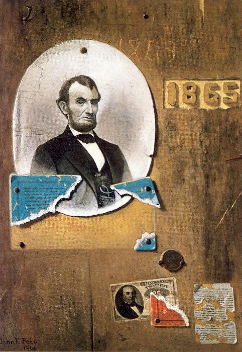 Peto, John Frederick (American, 1854-1907). American artists