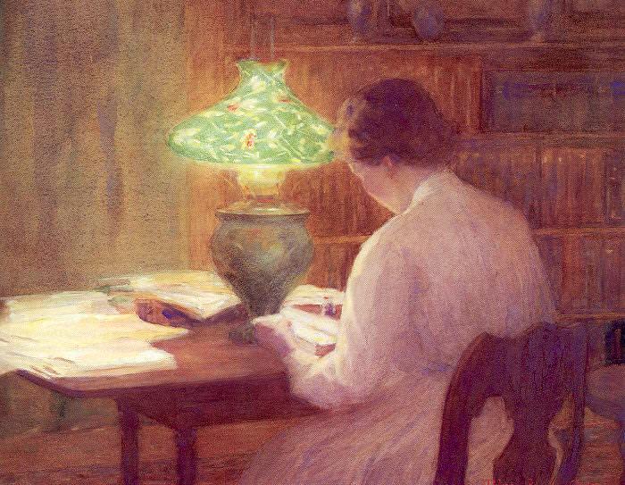 Ochtman, Mina Fonda (American, 1862-1924). American artists