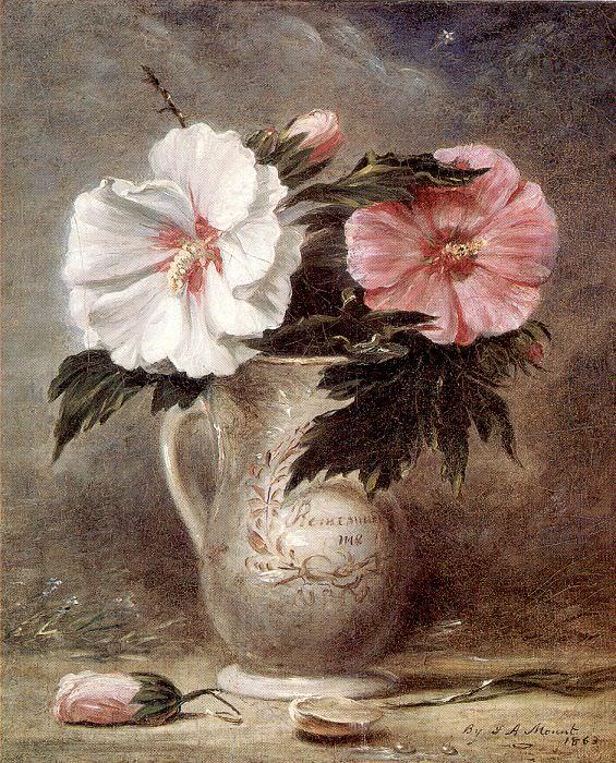 Mount, Shepard Alonzo (American, 1804-1868) 2. American artists