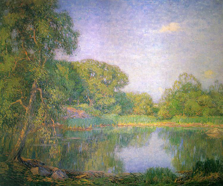Irvine, Wilson Henry (American, 1869-1936). American artists