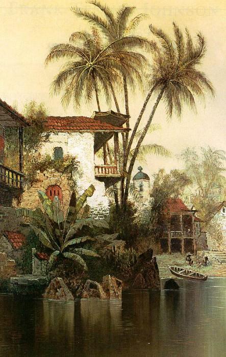Deakin, Edwin (American, 1838-1923). American artists
