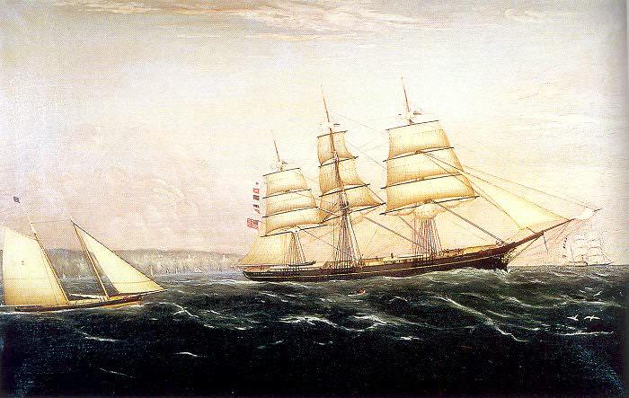 Moses, Thomas Palmer (American, 1808-81). American artists