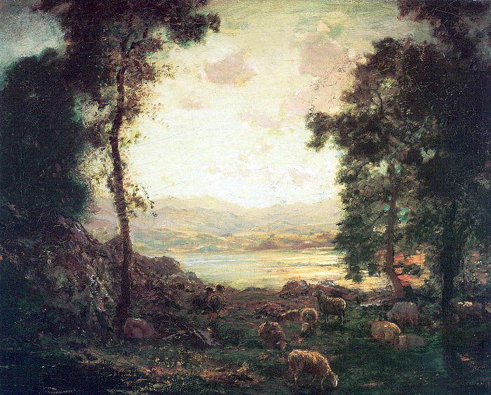 Parton, Arthur (American, 1842-1914). American artists