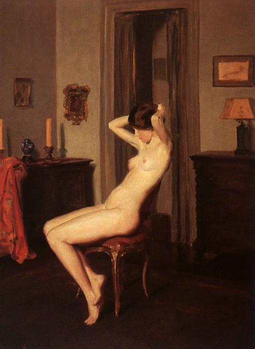 Stanlaws, Penrhyn (American, 1877-1957). American artists