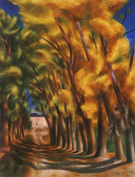 Dasburg, Andrew (American, 1887-1979) 2. American artists