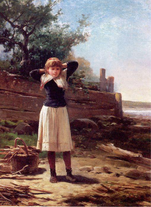 Moran, Edward (American, 1829-1901). American artists