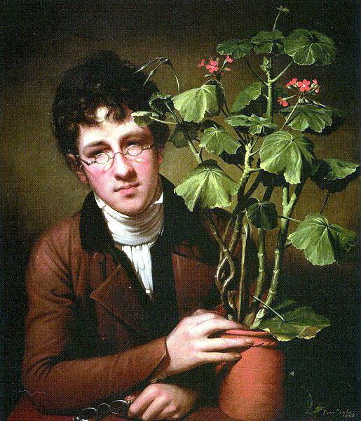 Пил, Рембрандт (1778-1860) #1. Американские художники