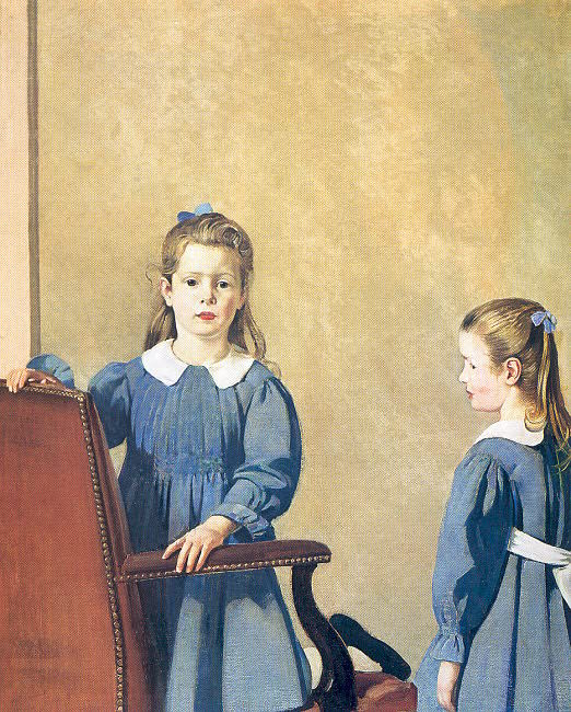 Pearson, Joseph Jr. (American, 1876-1951) 2. American artists