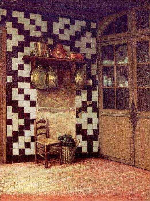 Millet, Francis David (American, 1846-1912) 6. American artists