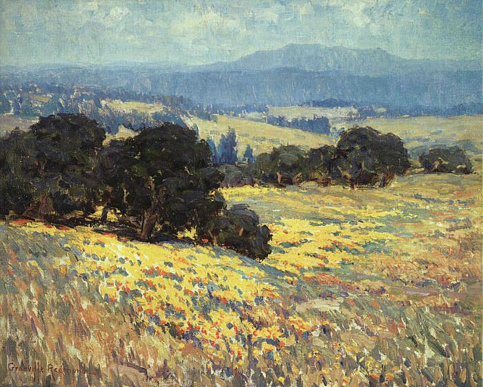 Редмонд, Грэнвилл (1871-1935) #1. Американские художники