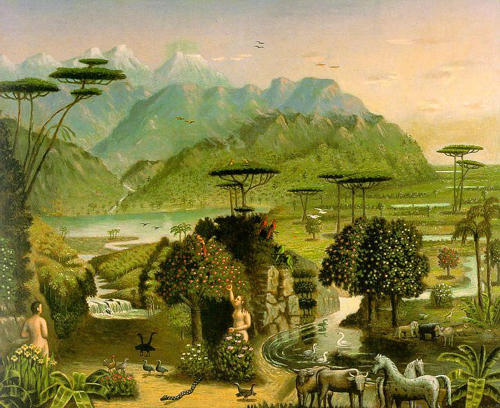 Field, Erastus Salisbury (American, 1805-1900) 2. American artists