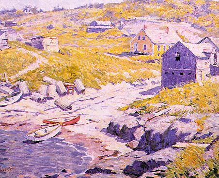 Ebert, Charles (American, 1873-1959) 3. American artists