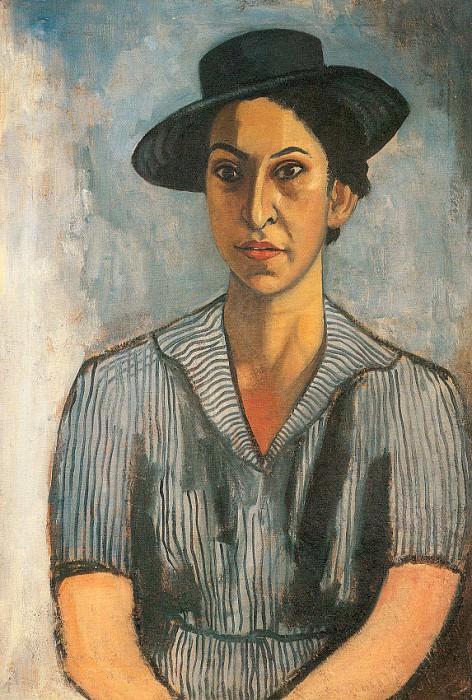Neel, Alice (American, 1900-84). American artists