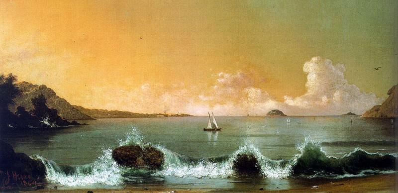 Heade, Martin Johnson (American, 1819-1904) 2. American artists