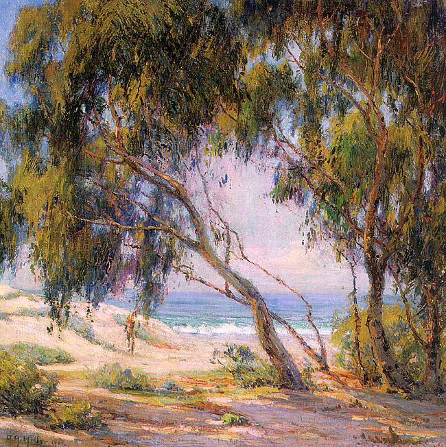 Hills, Anna Althea (American, 1882-1930). American artists