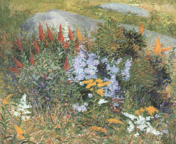 Breck, John Leslie (American, 1860-1899). American artists