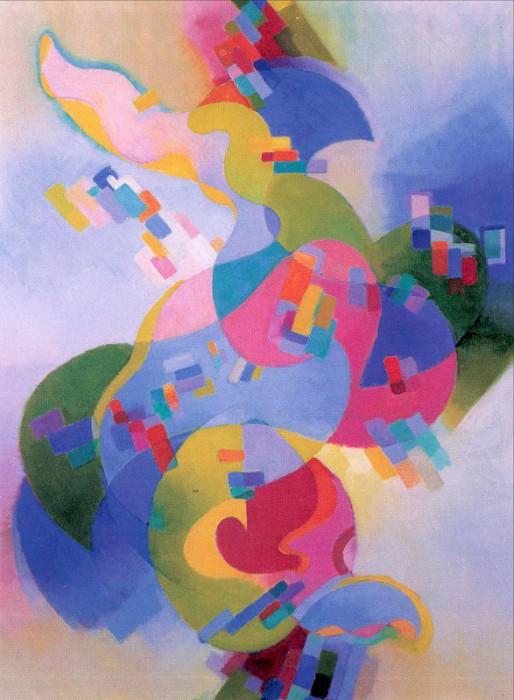 MacDonald - Wright, Stanton (American, 1890-1973). American artists