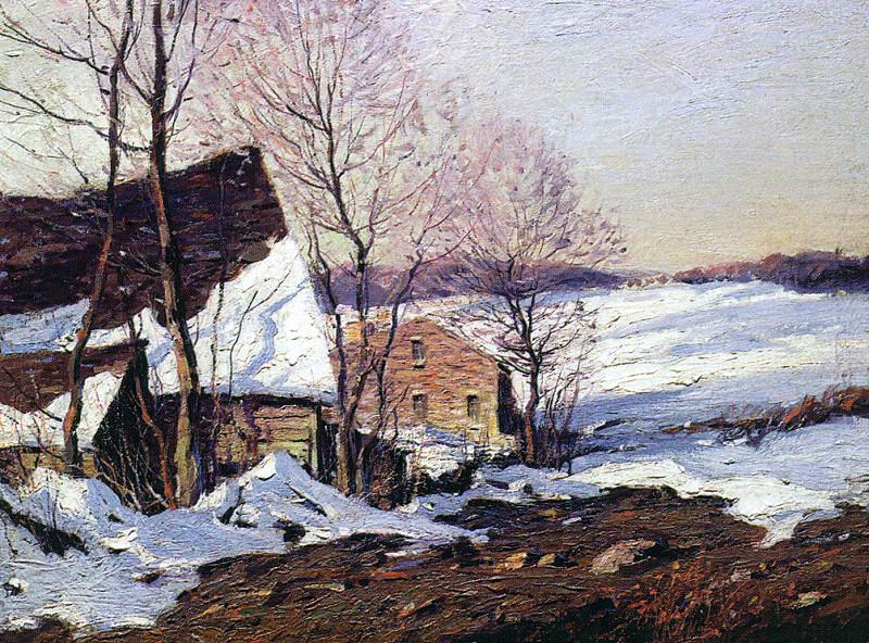 Bruestle, George M. (American, 1872-1939) 1. American artists
