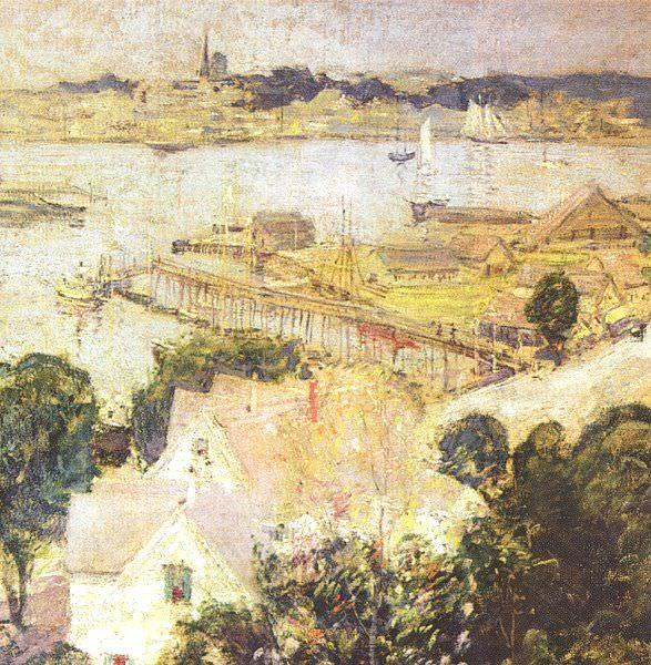 Twatchman, John Henry (American, 1853-1902). American artists