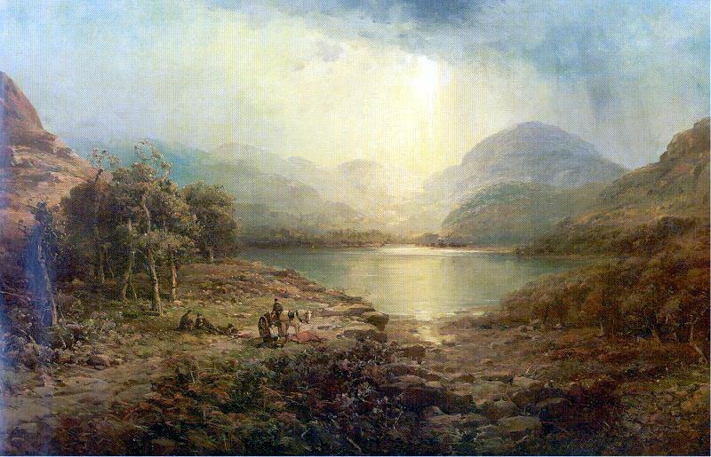 Мелроуз, Эндрю (1836-1901). Американские художники