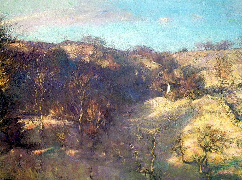 Davis, Charles Harold (American, 1856-1933). American artists