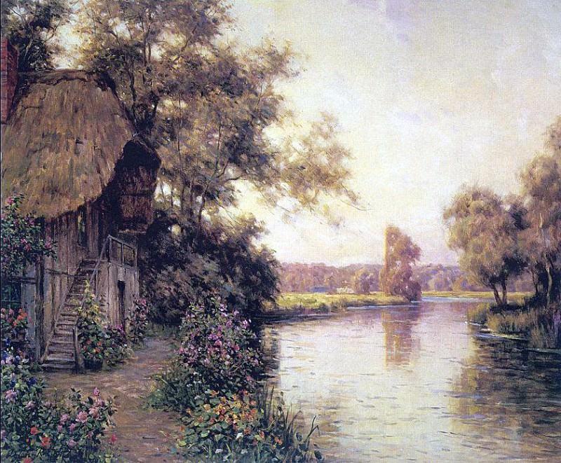 Найт, Луис Астон (американец, 1873-1948). Американские художники