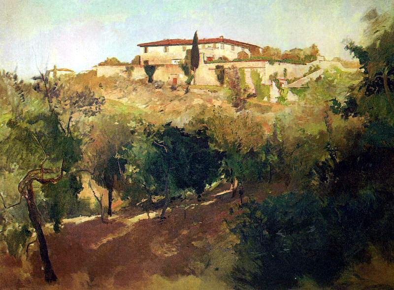 Дювенек, Фрэнк (1848-1919). Американские художники