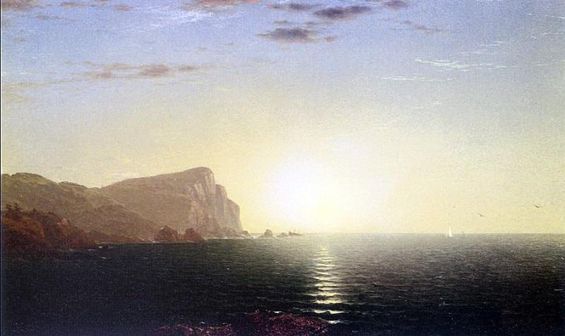 Кенсетт, Джон (1816-1872). Американские художники