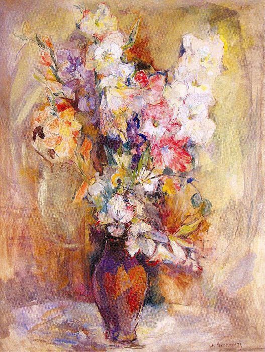 Мейеровитс, Вильям (1898-1981) #1. Американские художники