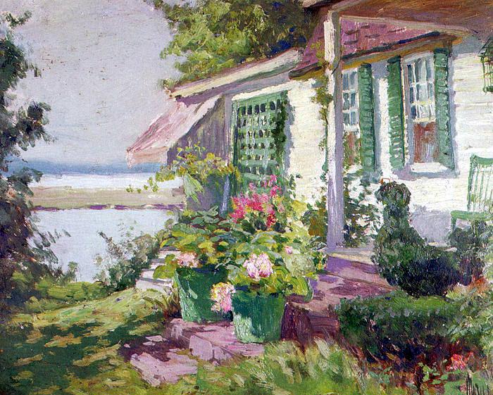 Browne, Matilda (American, 1869-1947). American artists