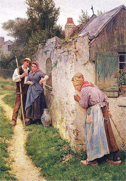 Mosler, Henry (American, 1841-1920) 5. American artists