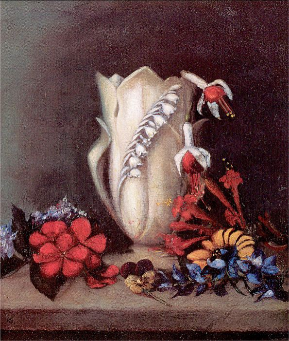 Mount, Evelina (American, 1837-1920) 2. American artists